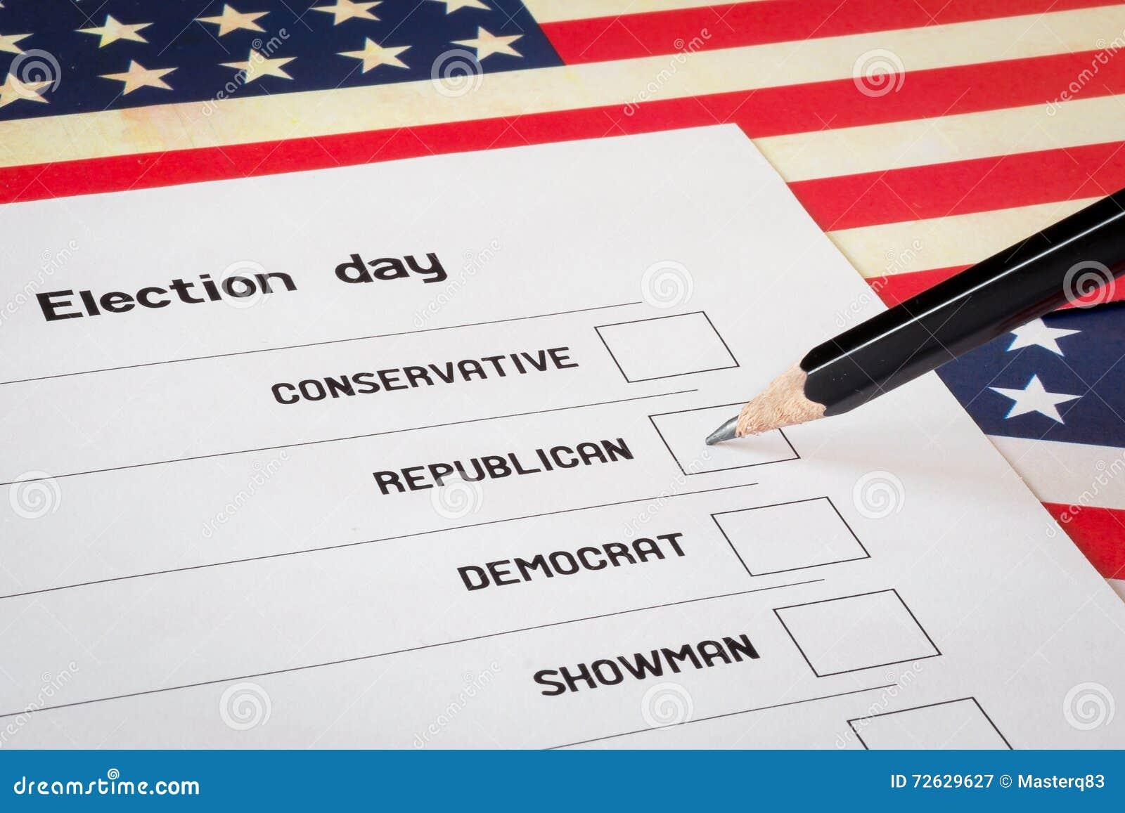 Голосование избраний