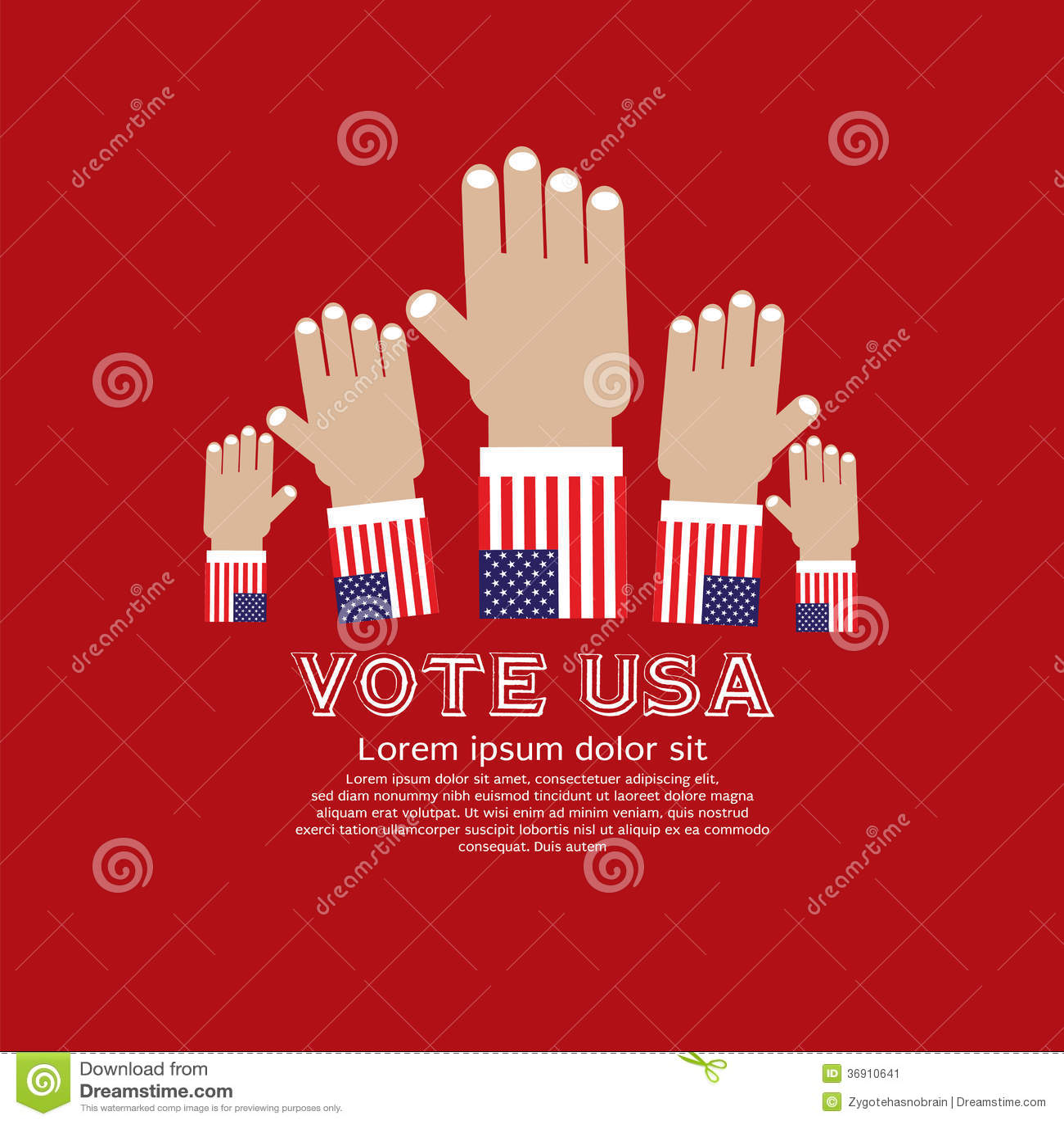 Голосование для избрания.