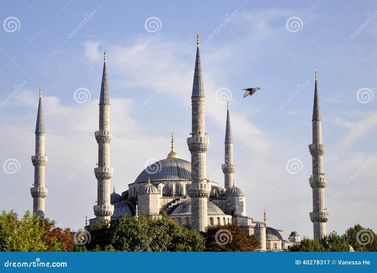 Голубая мечеть, Стамбул Турция