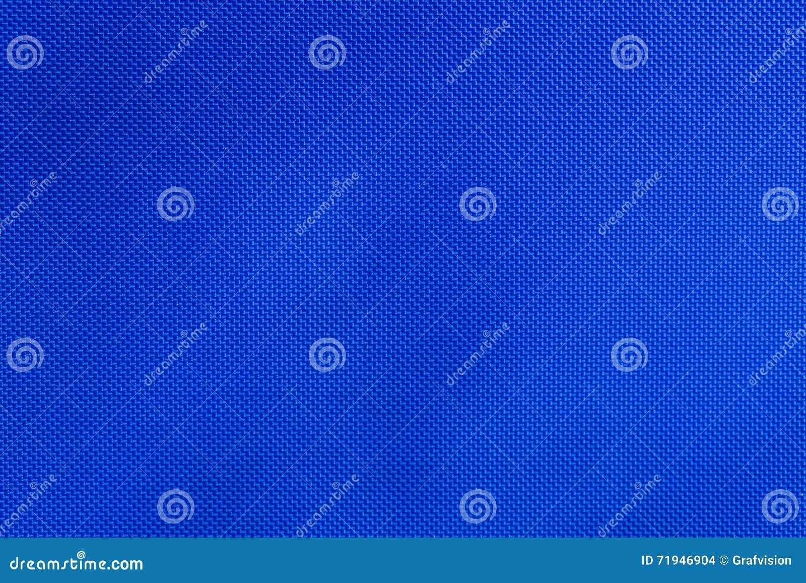 Голубая текстура ткани нейлона