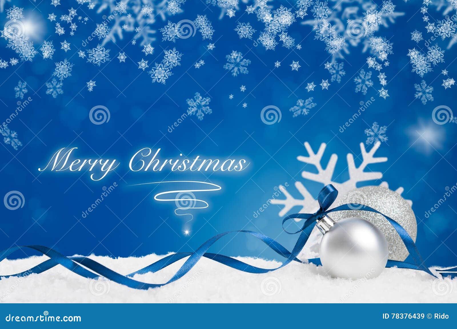 голубое рождество веселое
