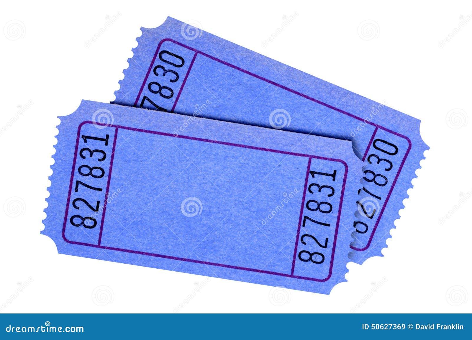 голубые билеты