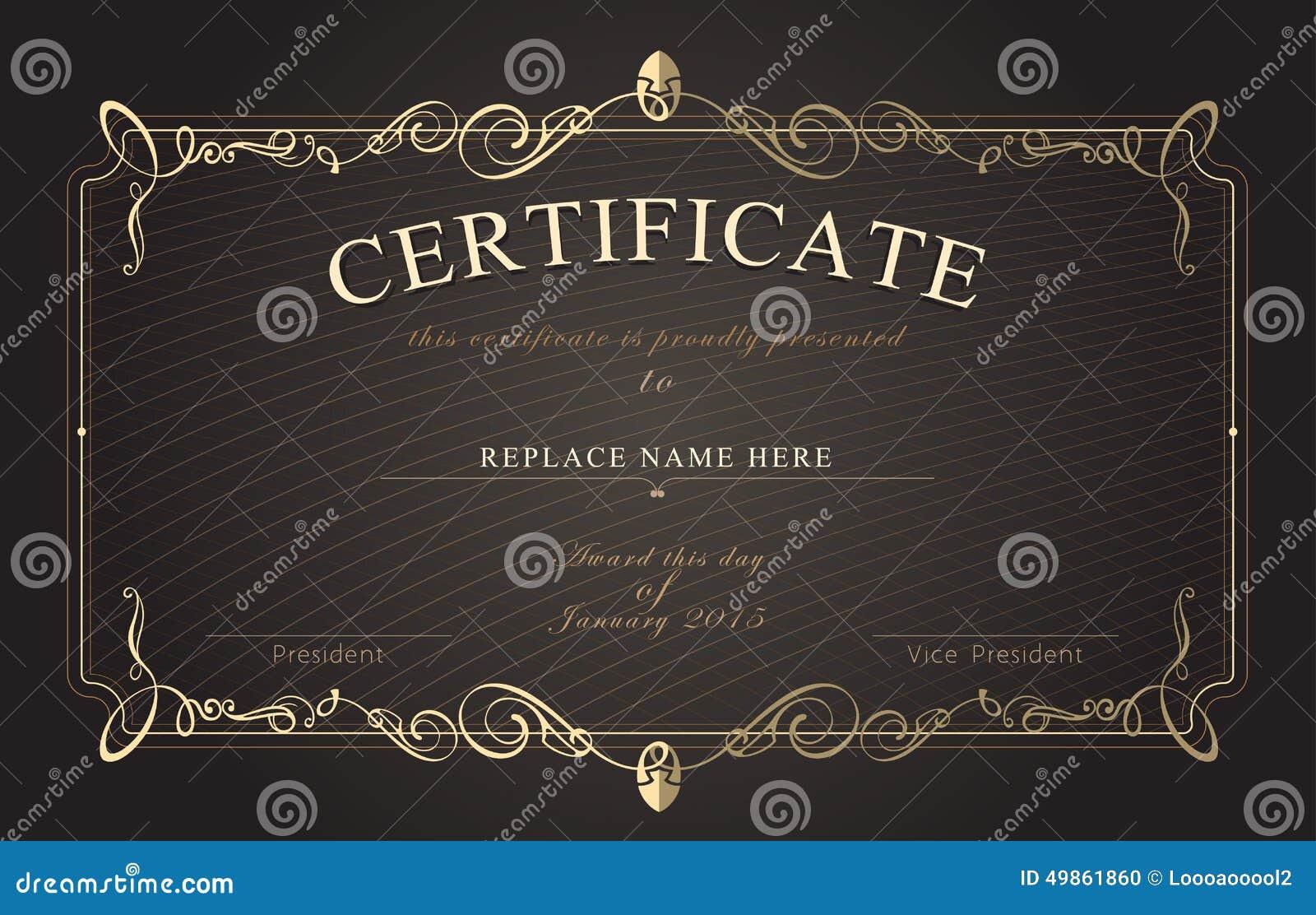 Шаблоны сертификатов корел скачать