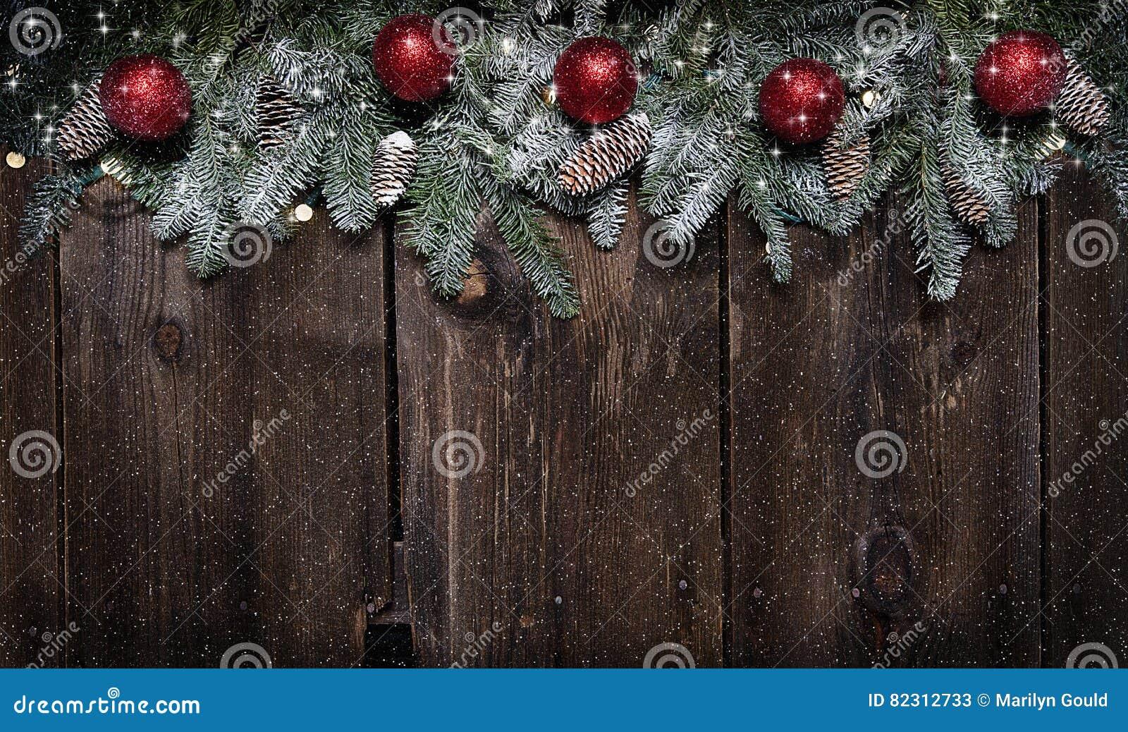 граничьте evergreen рождества