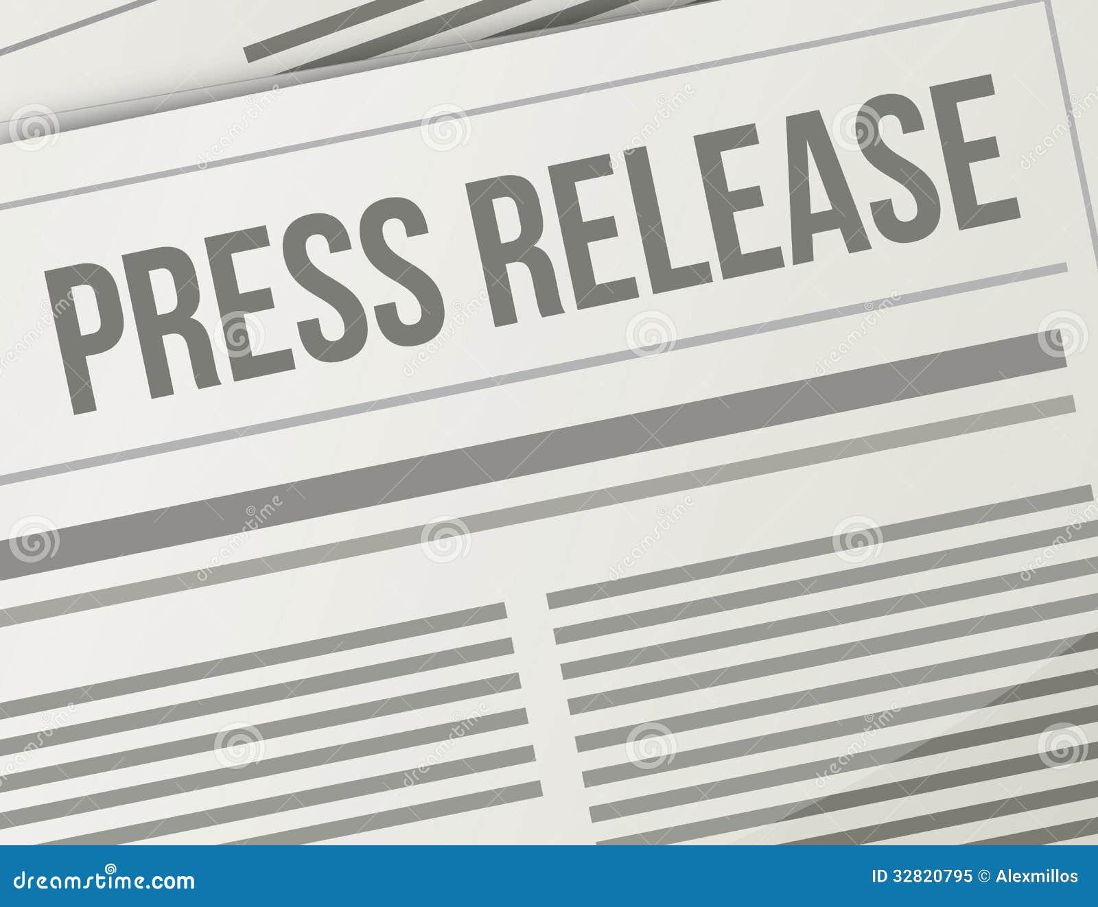 График дизайна иллюстрации крупного плана официального сообщения для печати