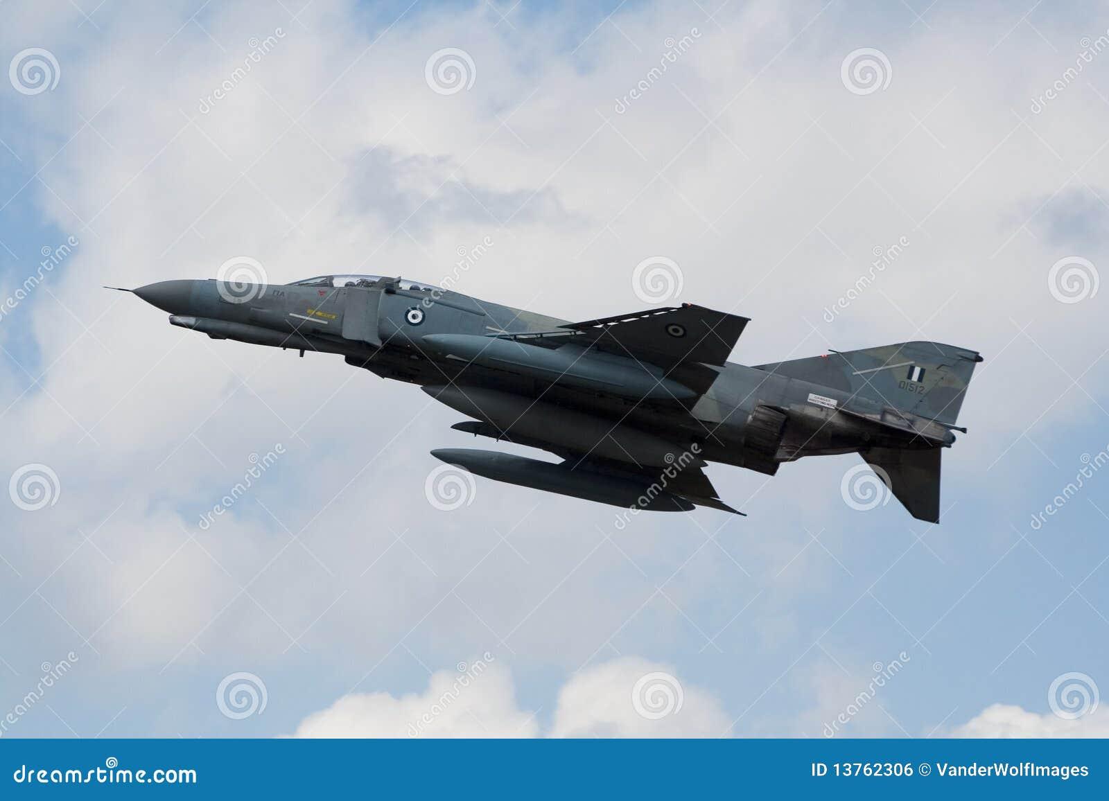 грек Военно-воздушных сил f4
