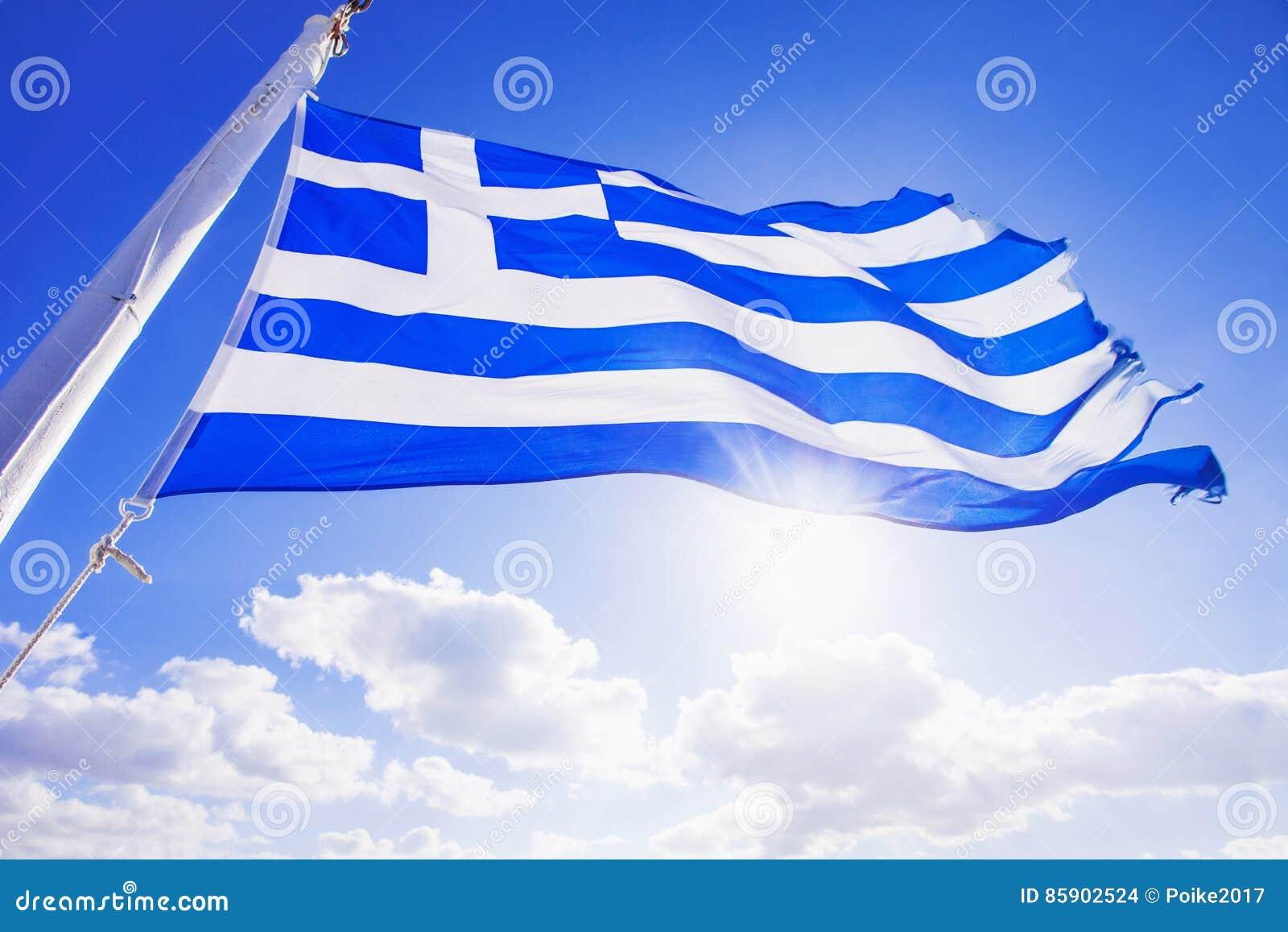 грек флага
