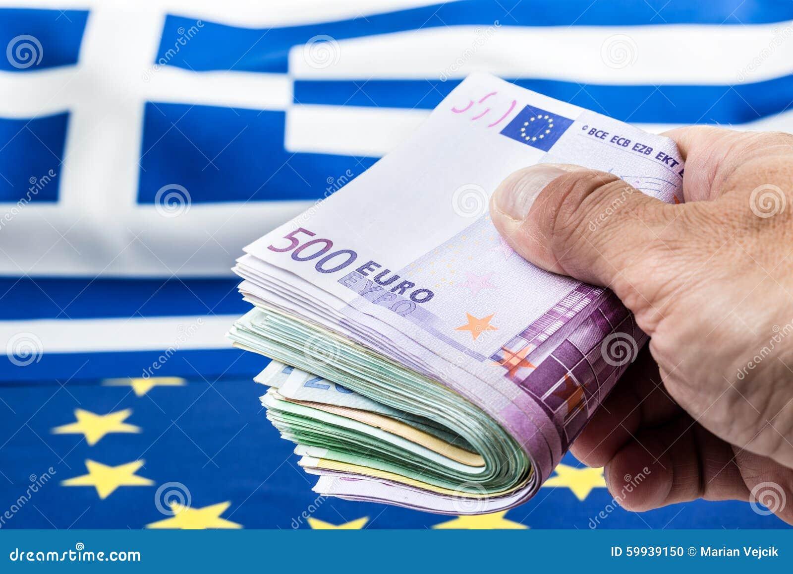 Валюта Греции