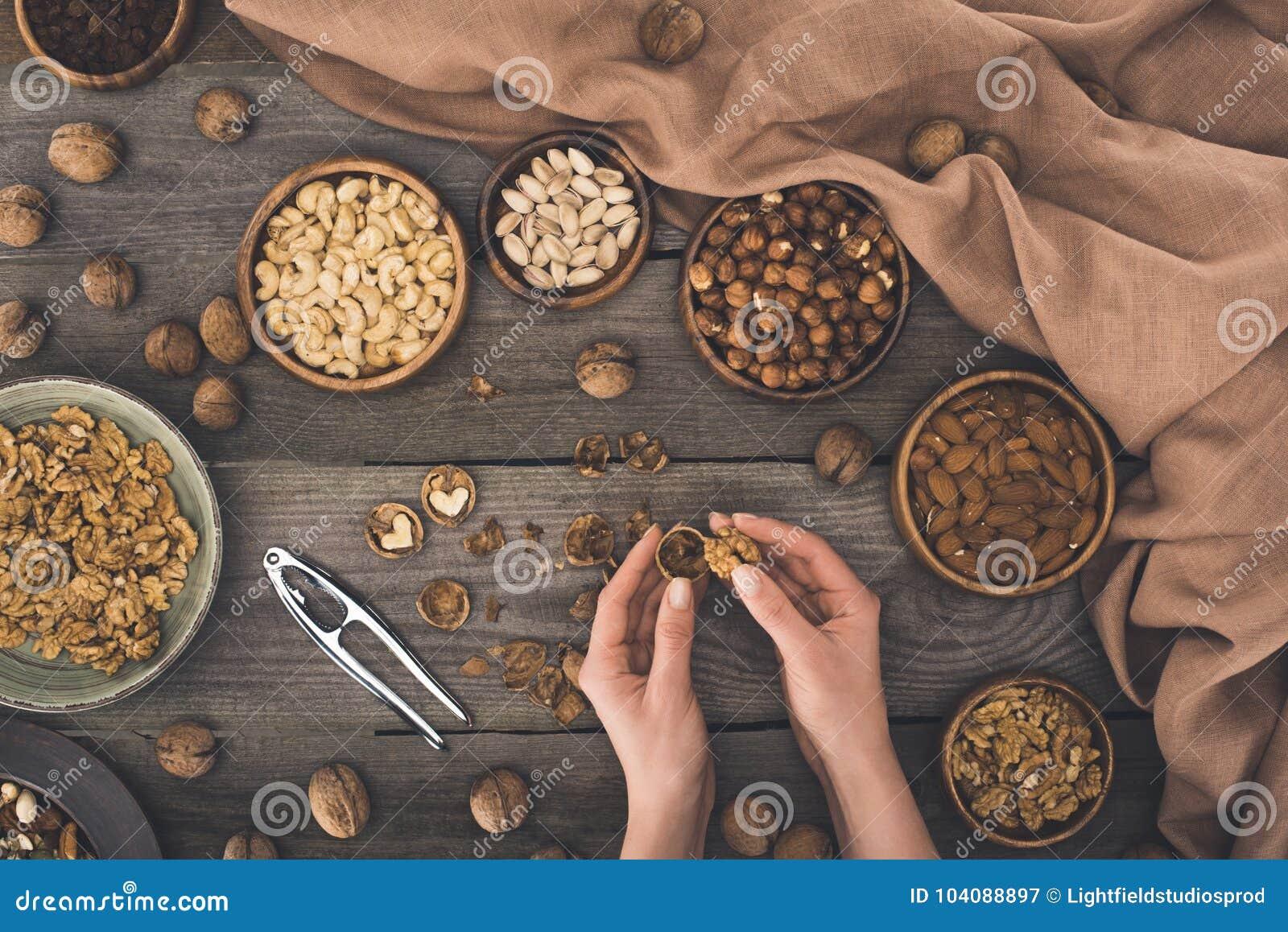 Грецкий орех персоны треская