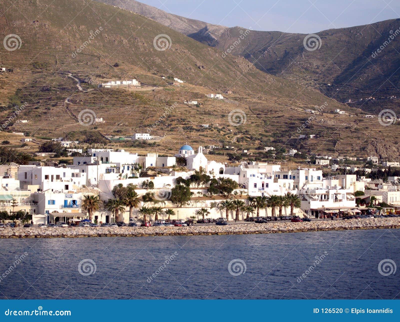 греческие paros острова