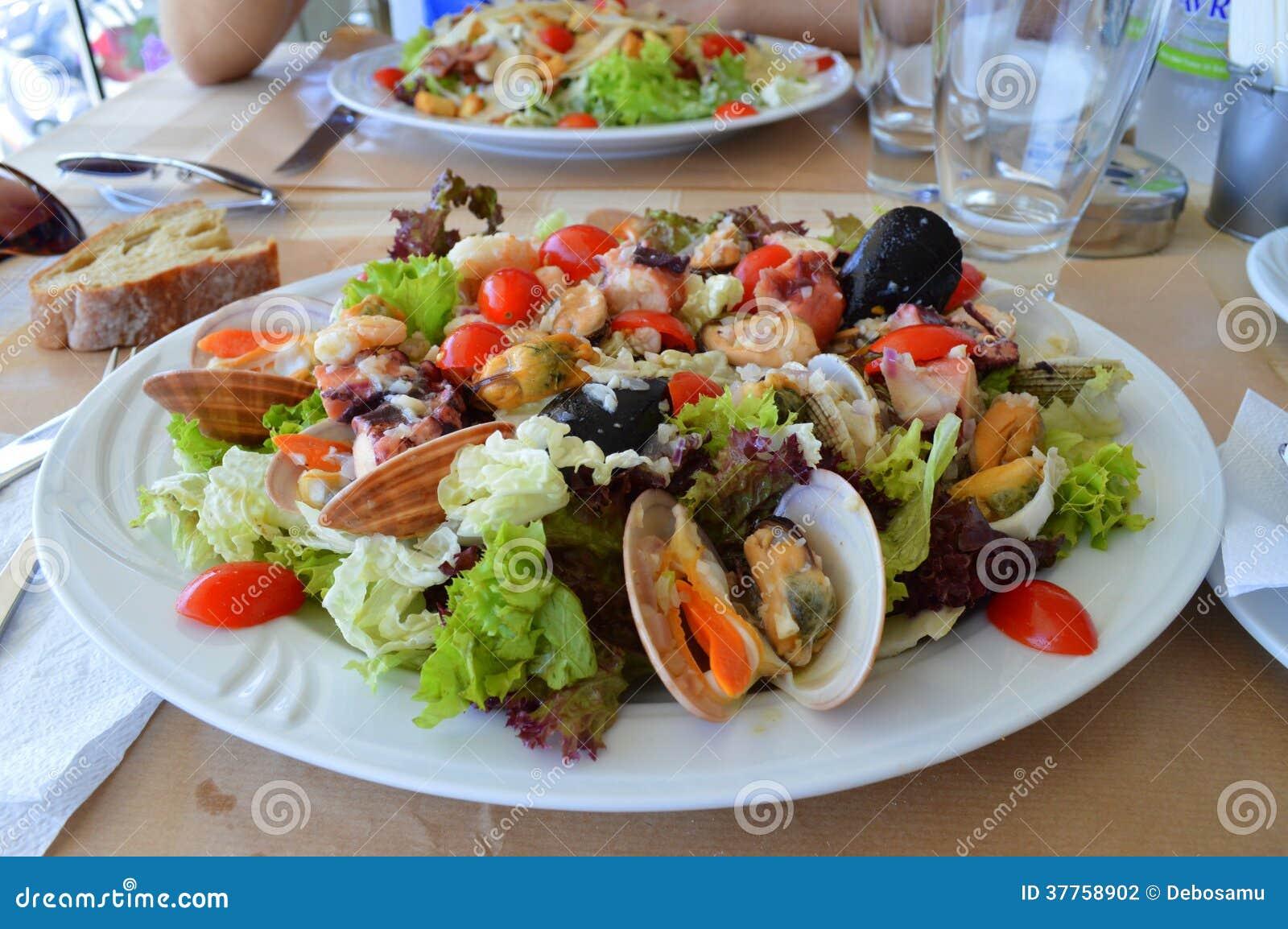 Греческий салат Крит