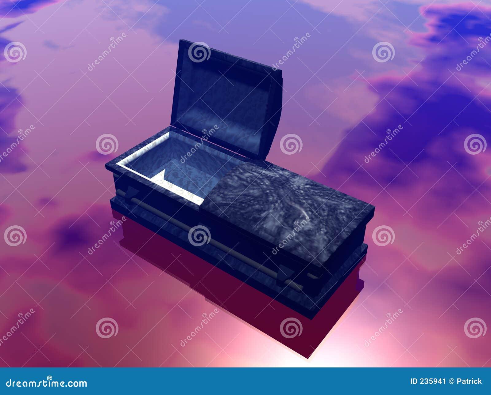 гроб ларца