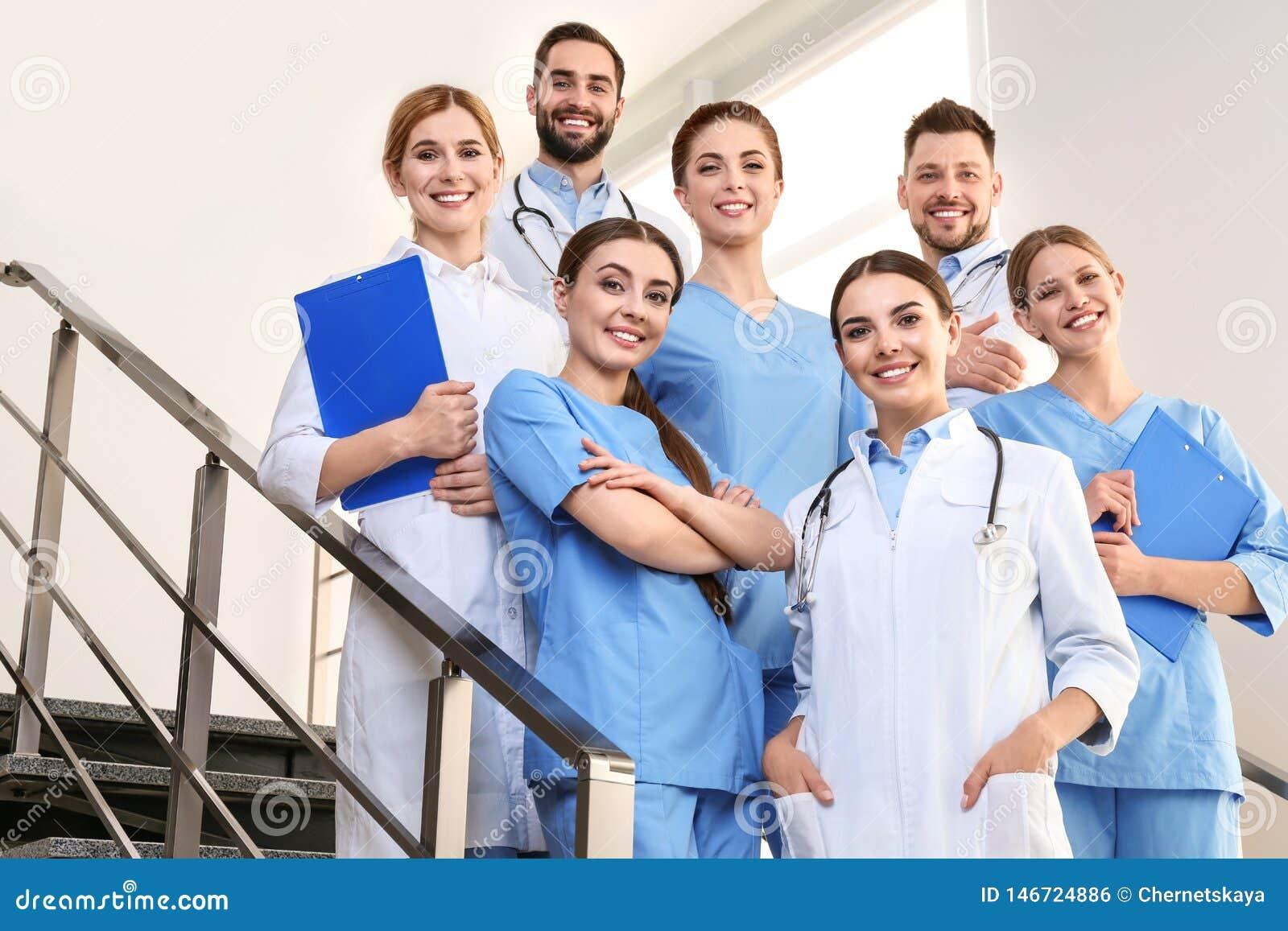 Группа в составе врачи Концепция единства