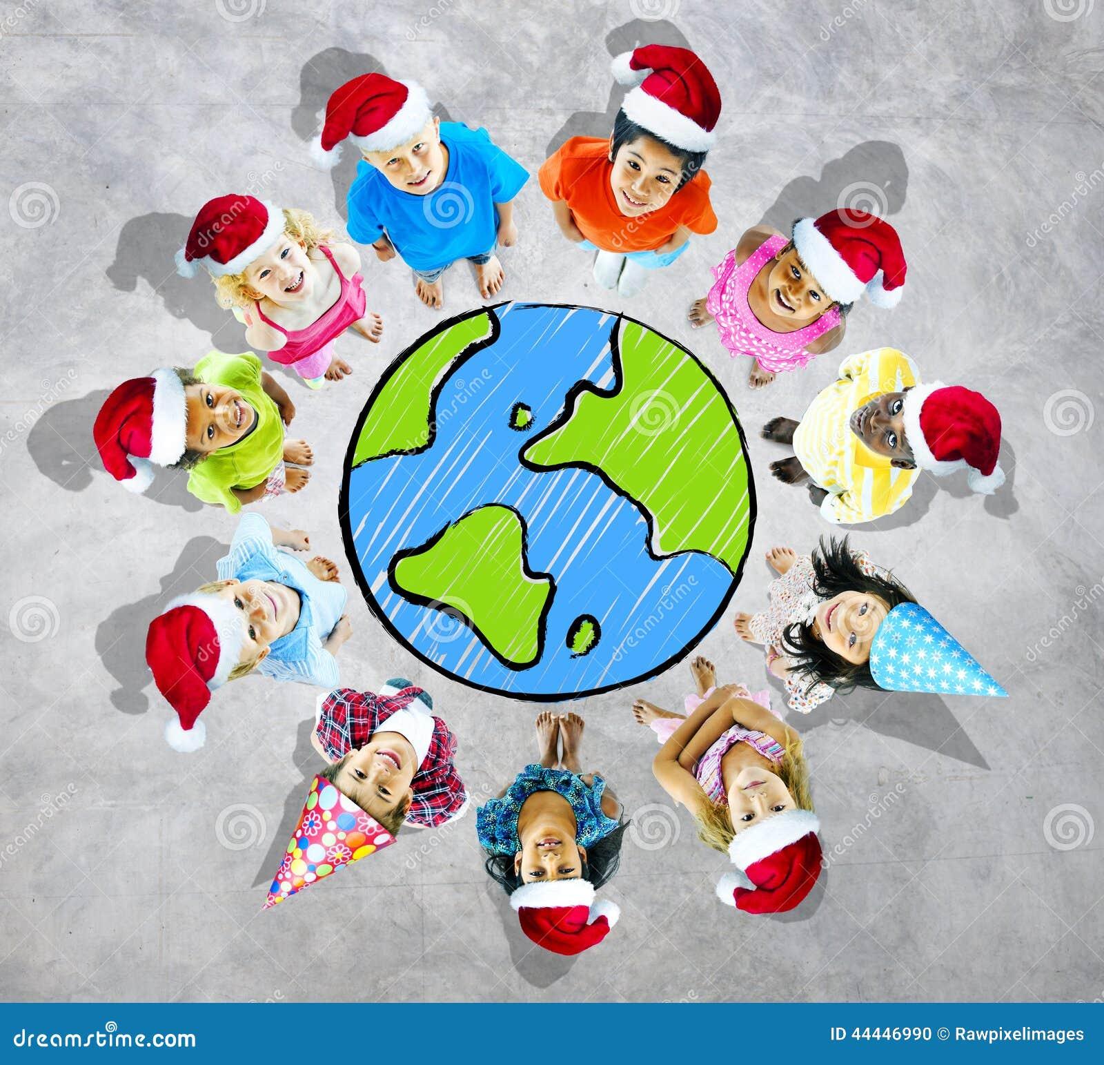 детей всего мира фото