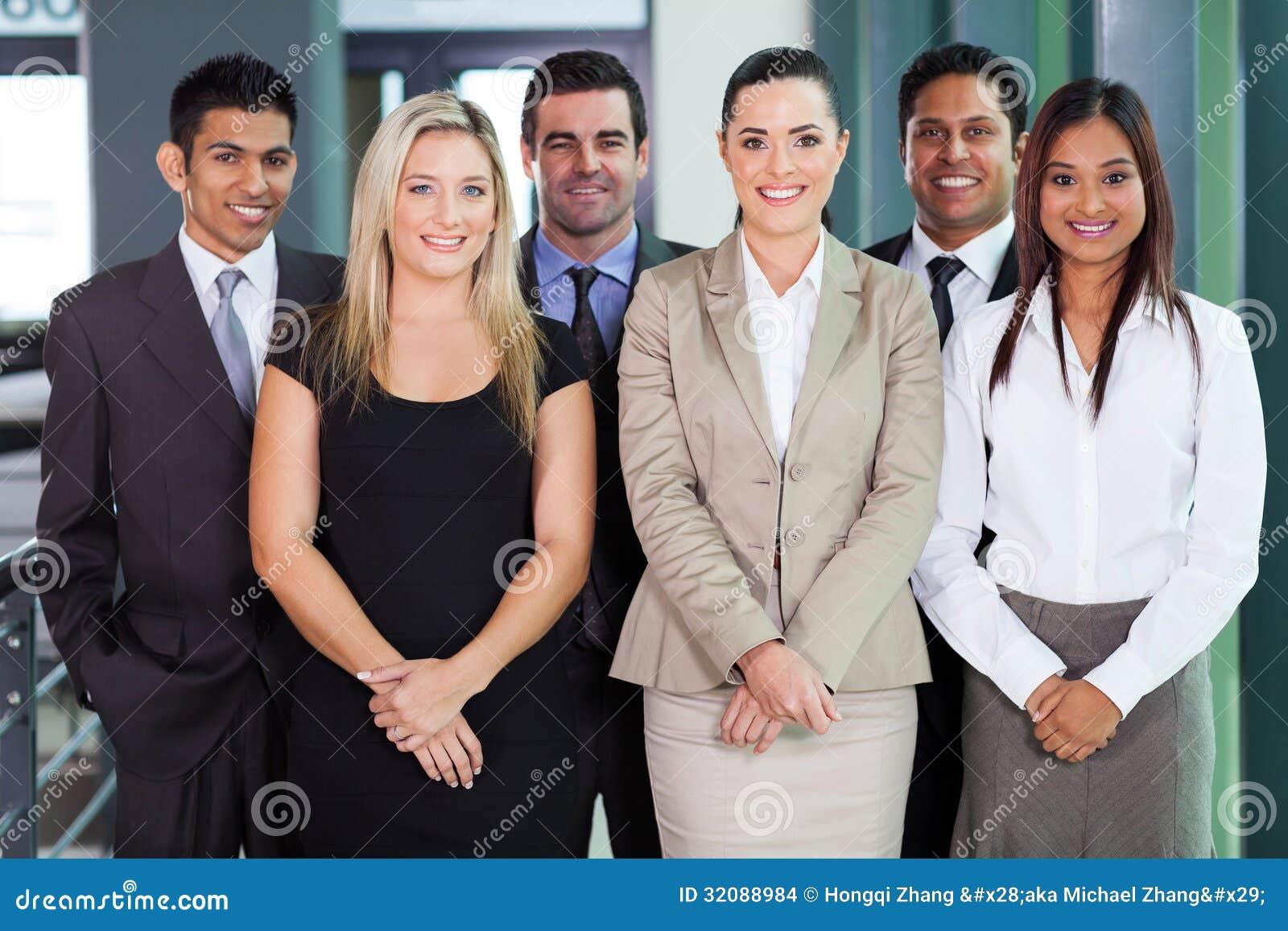 Группа в составе предприниматели