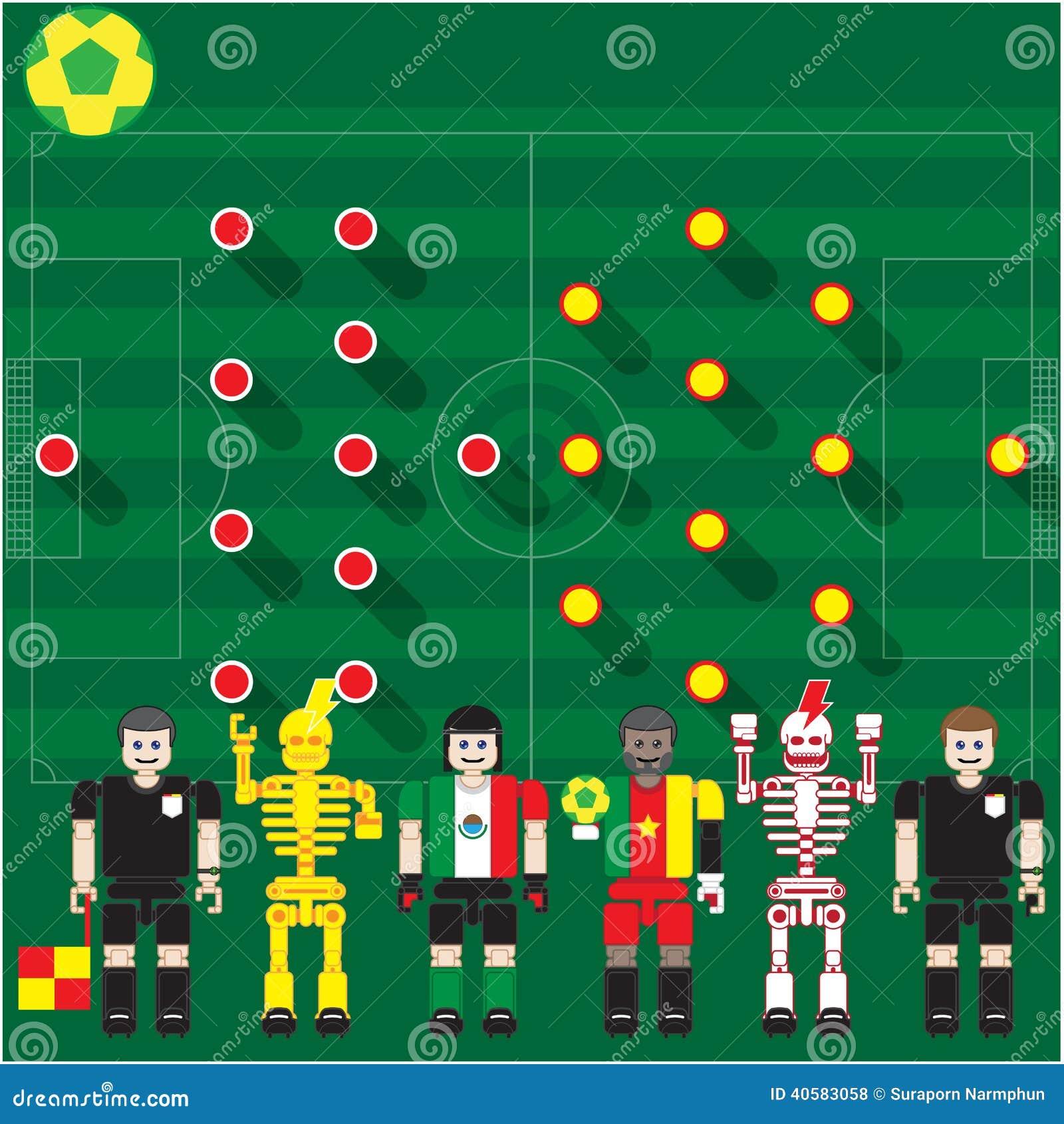 Группа кубка мира Mex против кулачка