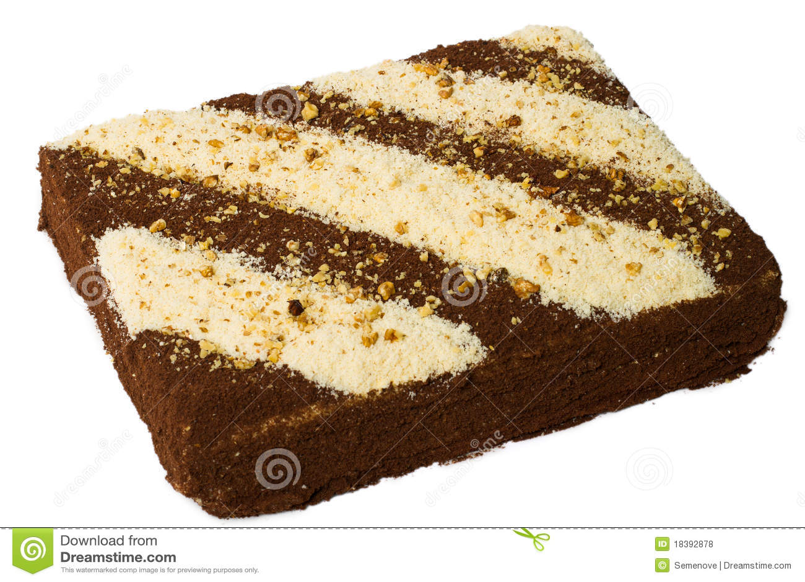 губка ек шоколада торта