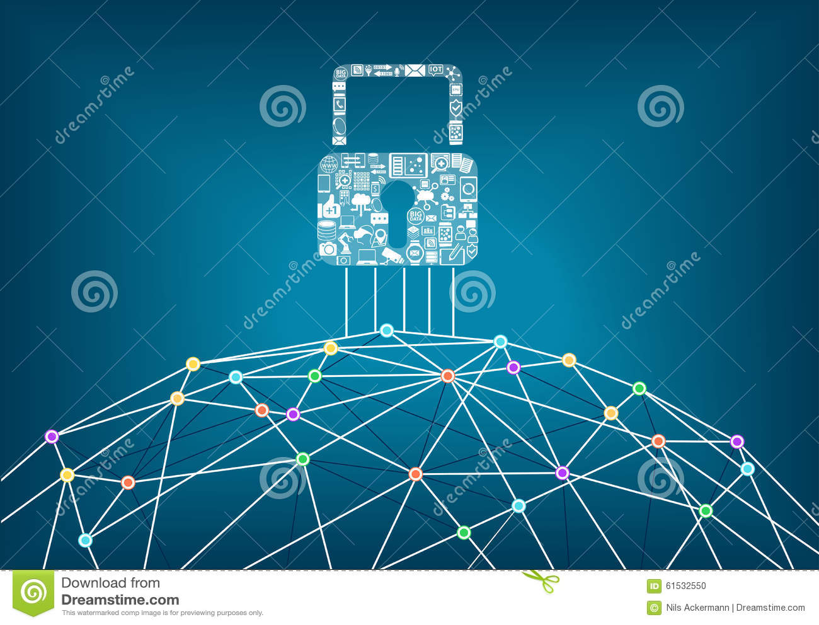 Глобальная концепция обеспечения безопасности ИТ соединенных приборов