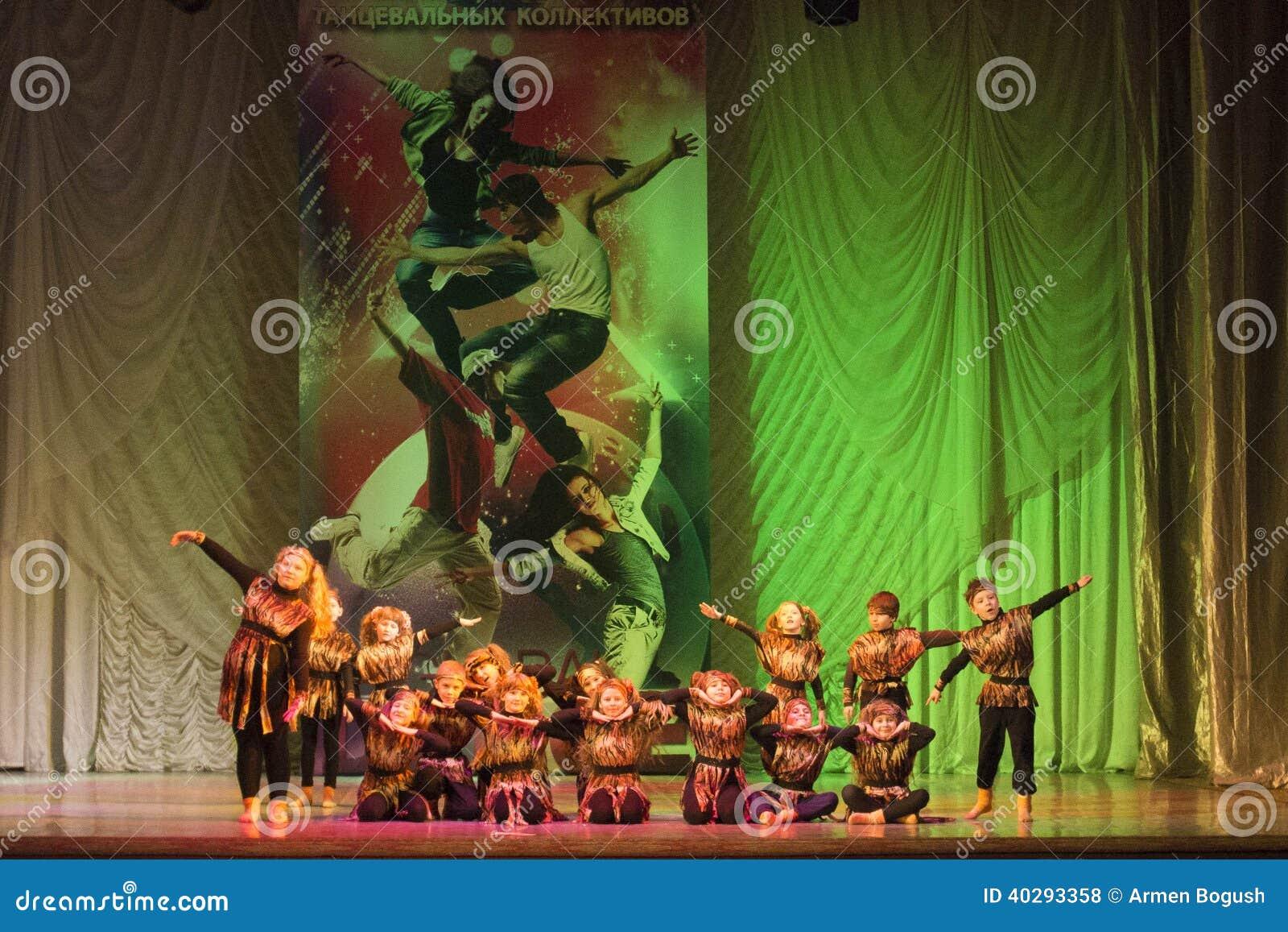 Глобальные конкуренции в хореографии, Минск танца, Беларусь.