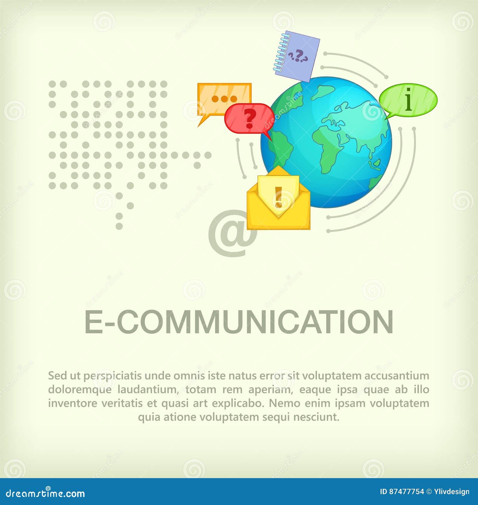 Глобус концепции центра телефонного обслуживания, стиль шаржа