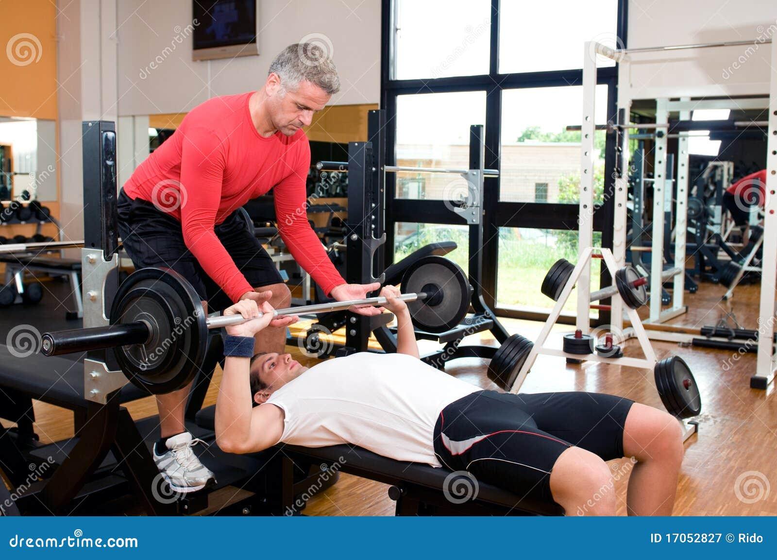 давление гимнастики стенда