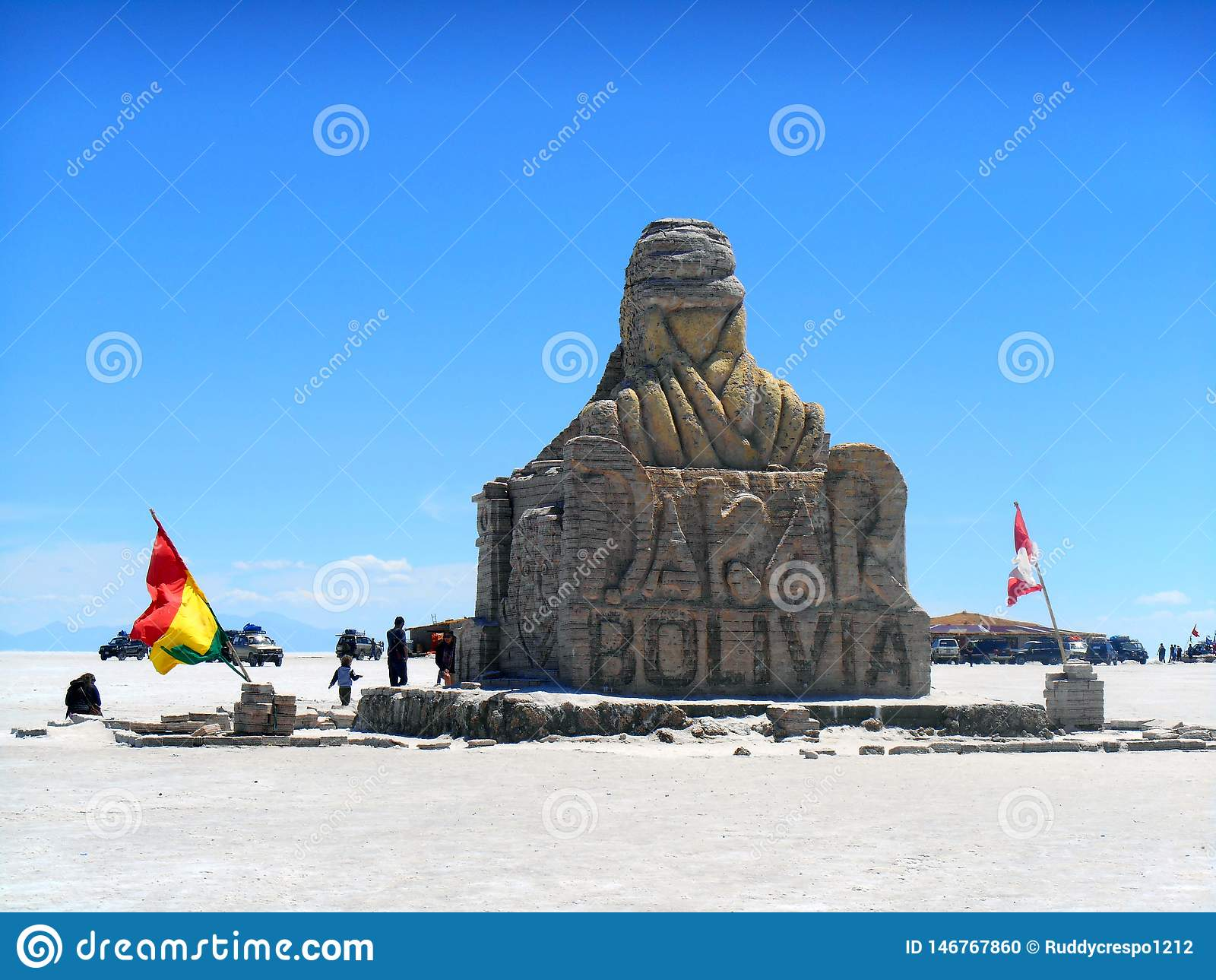 Дакар в провинции Oruro