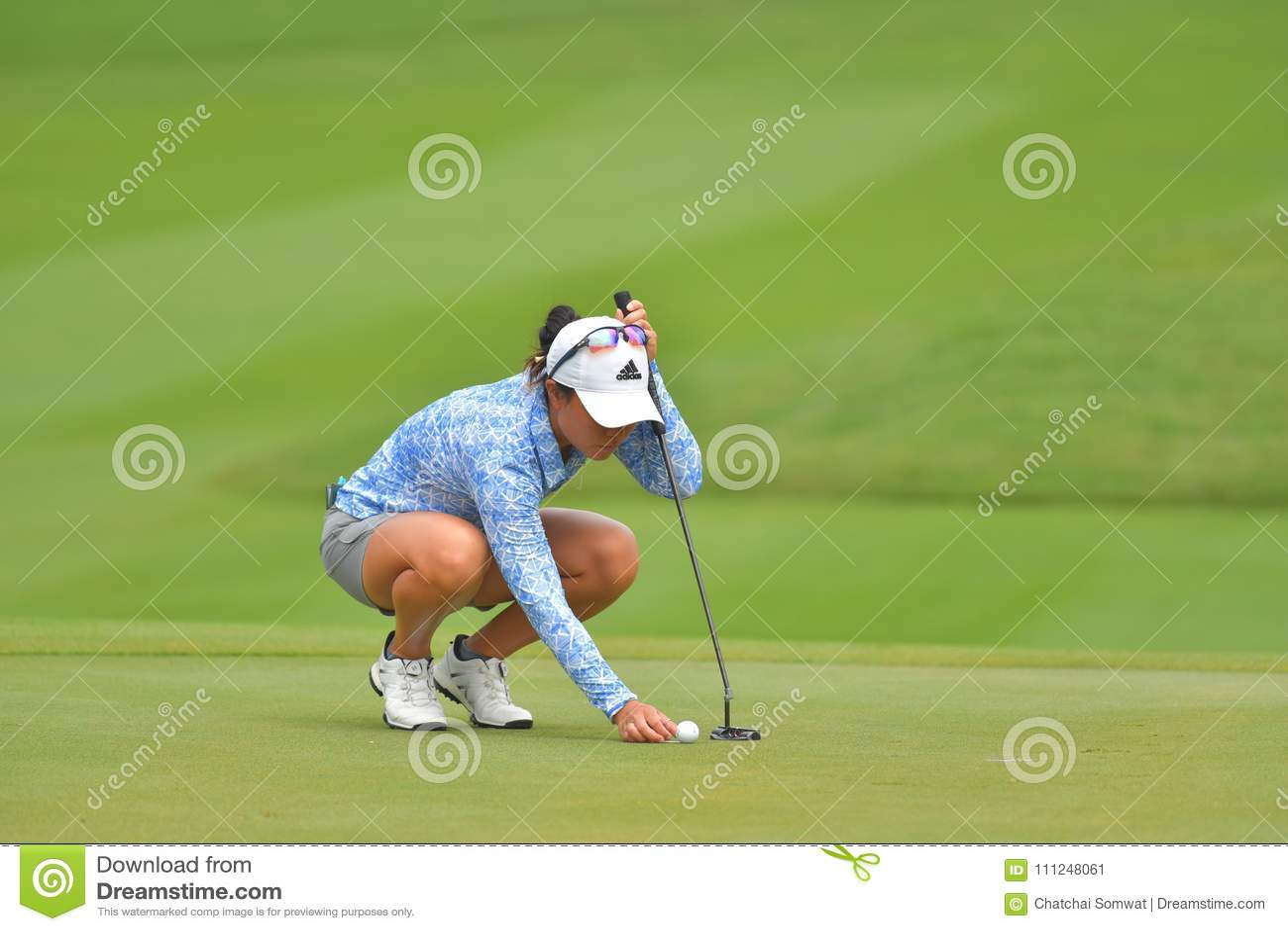 Даниэлла Kang в Honda LPGA Таиланде 2018