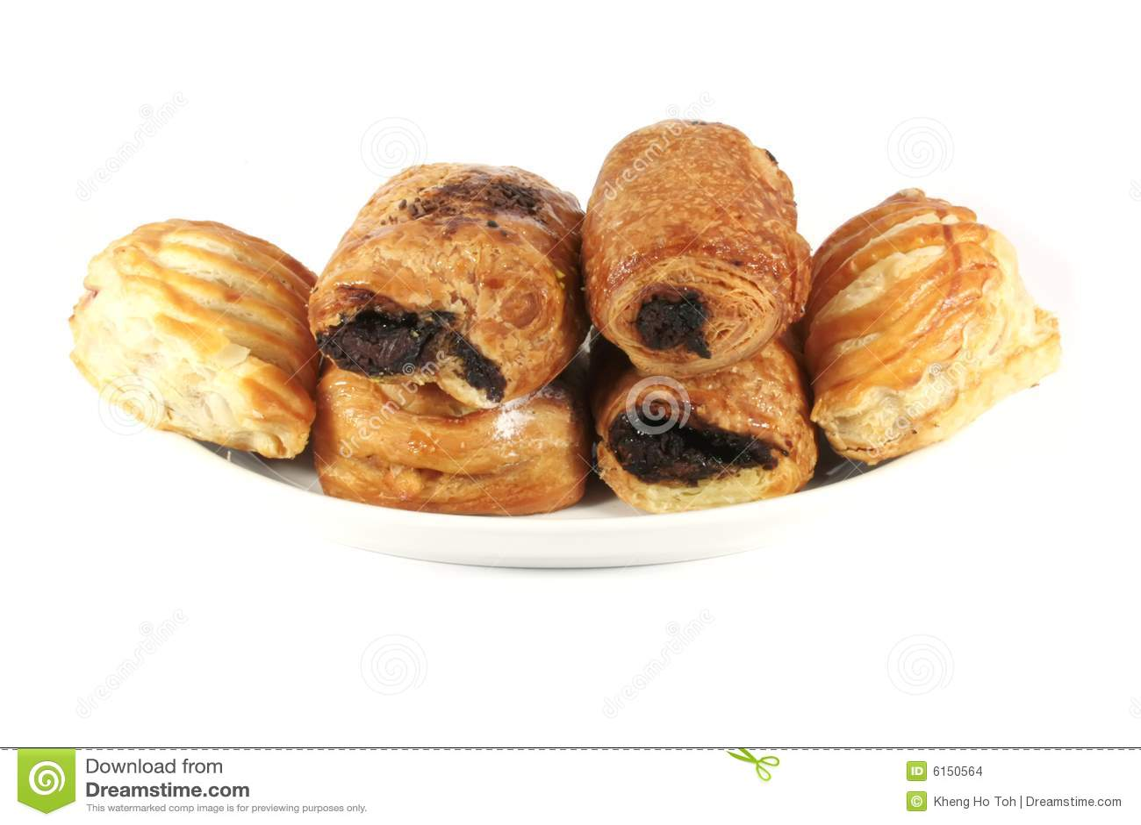 датские печенья различные