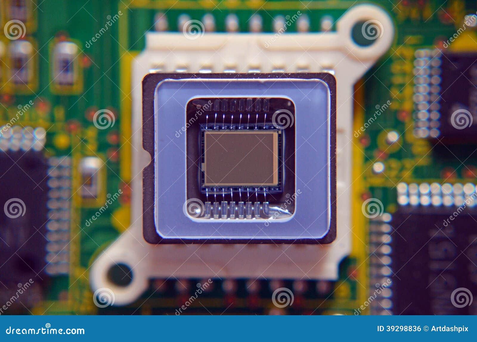 Датчик видео микросхемы