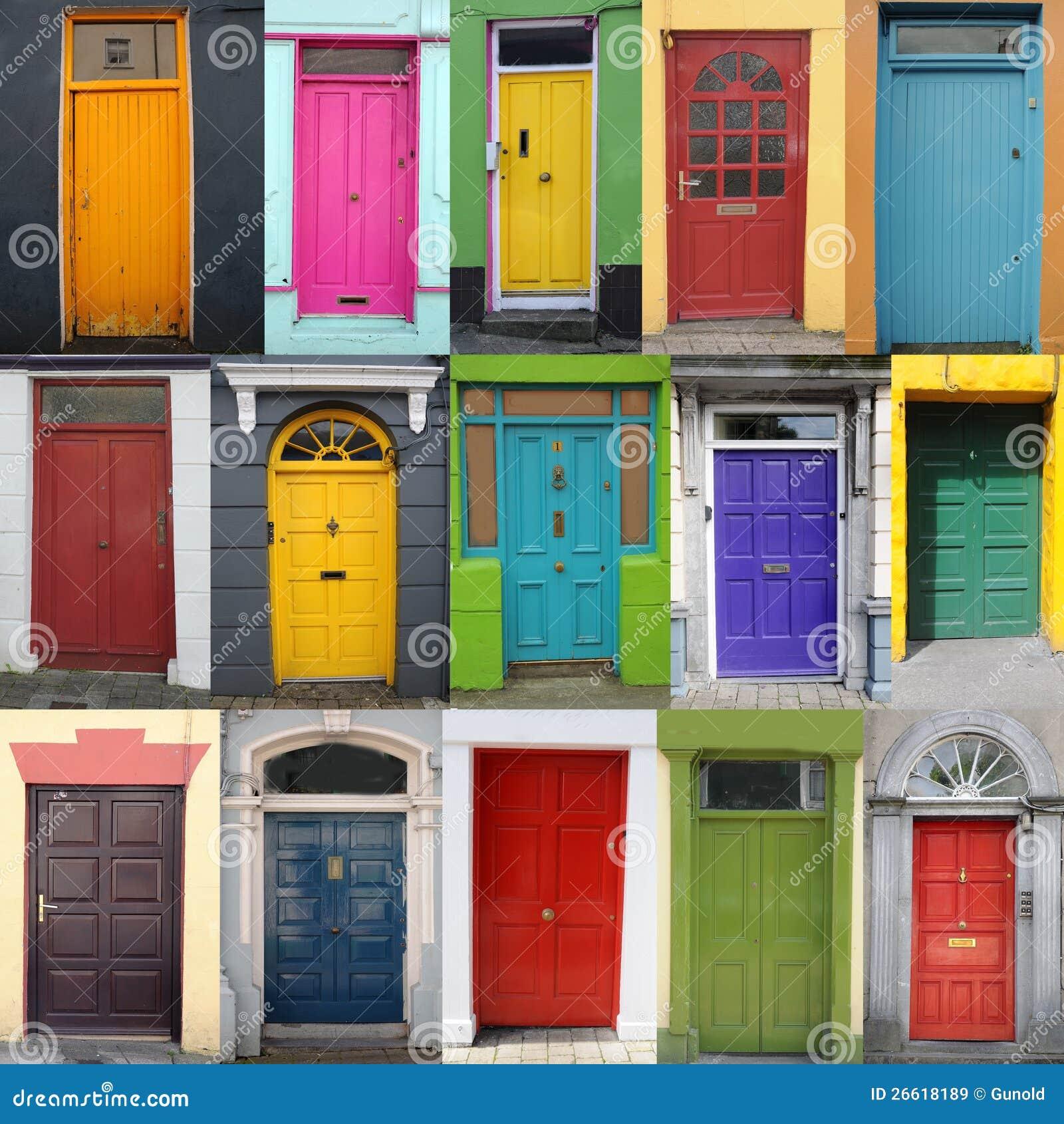Двери Ирландии