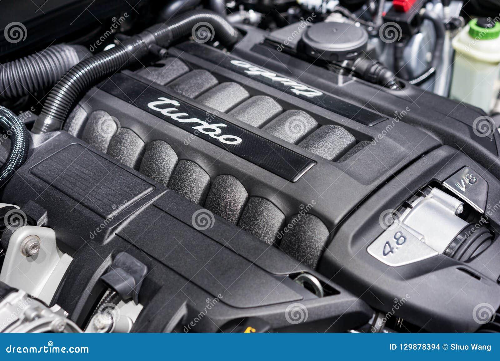 Двигатель Turbo