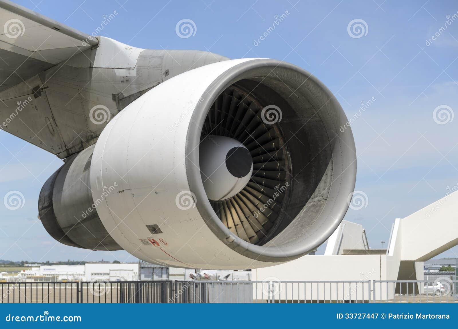 Двигатель Боинга