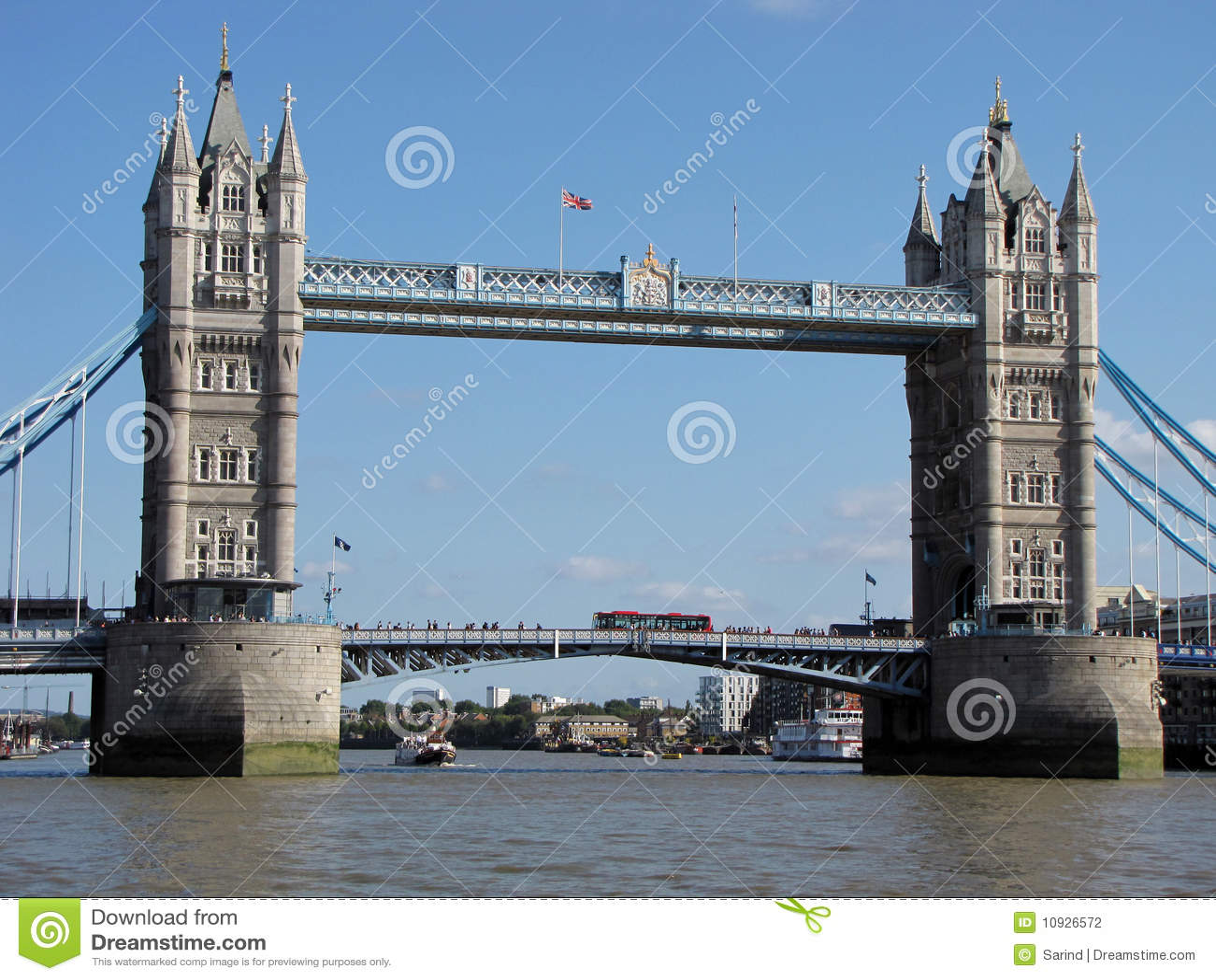 движение башни моста многодельное вниз