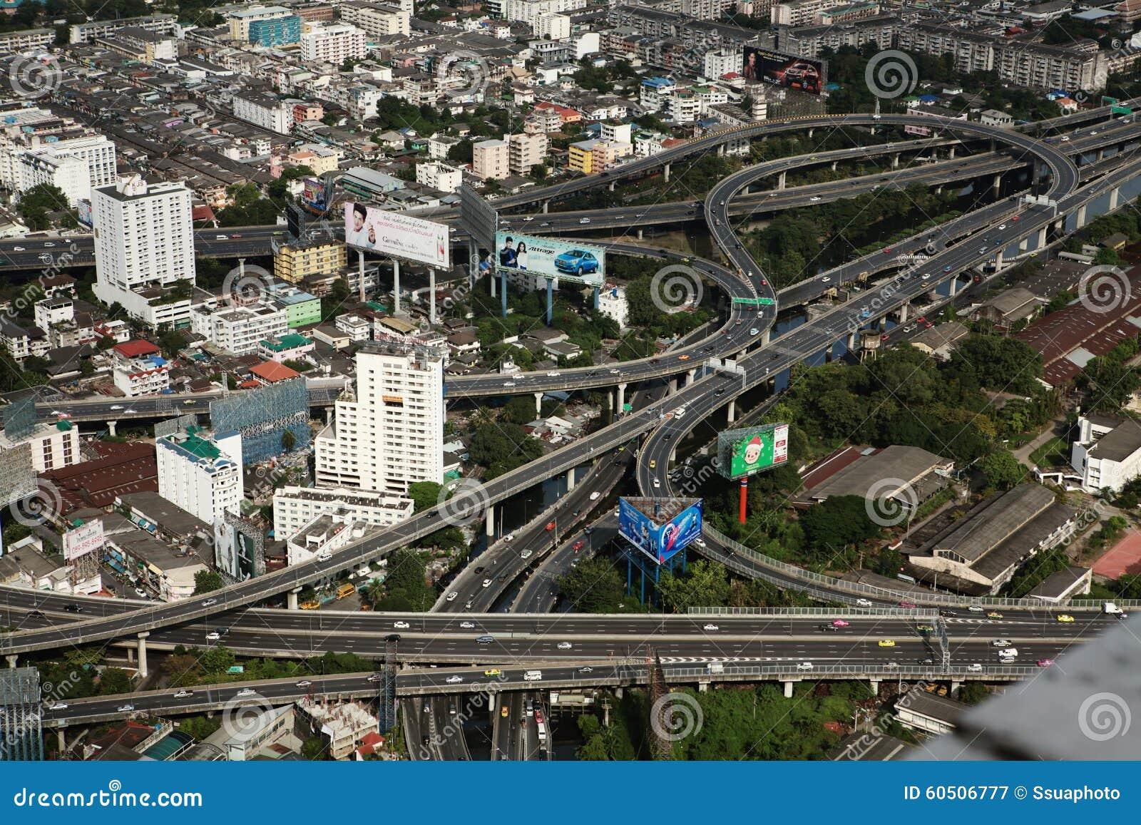 Движение на декабре в Бангкоке