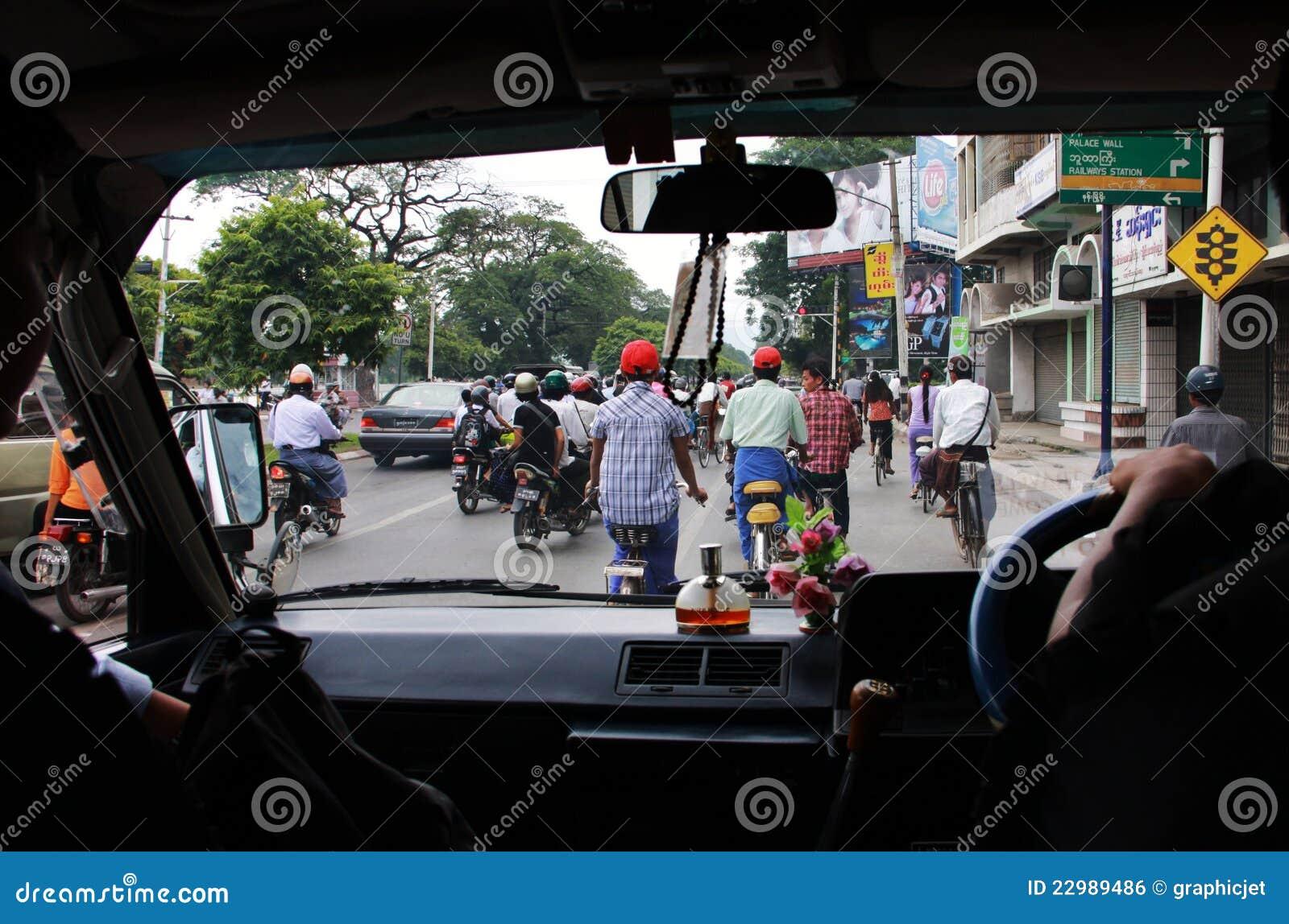 движение mandalay myanmar