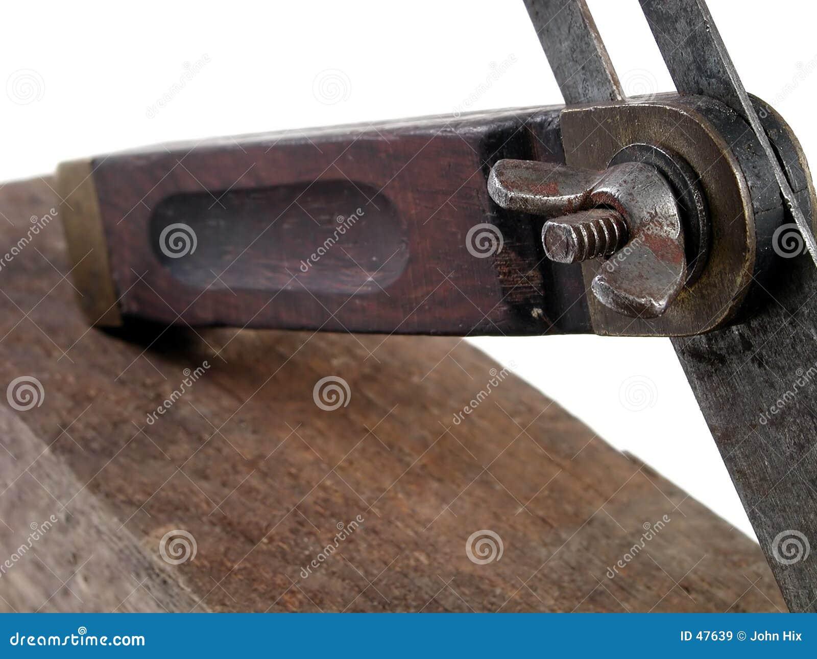 двиньте под углом rosewood искателя
