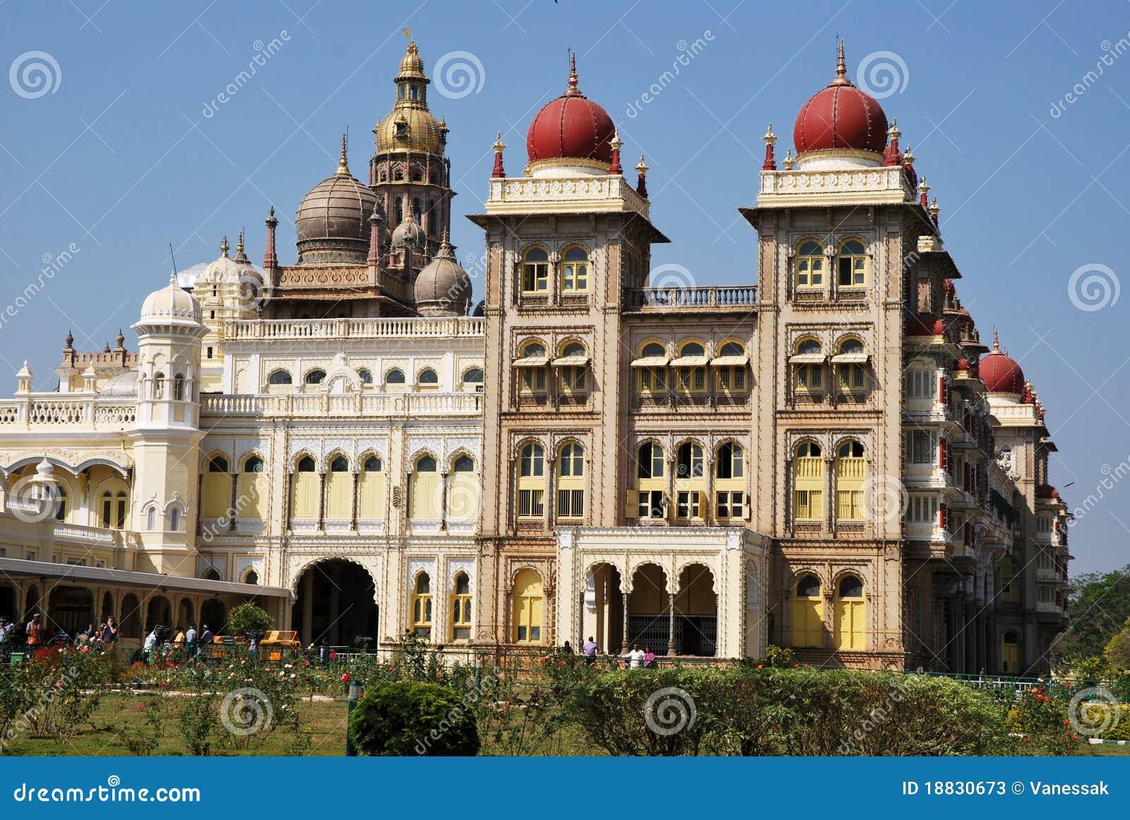 дворец Индии mysore