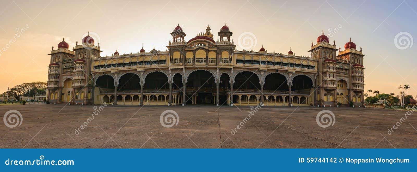 Дворец Майсура - Индия