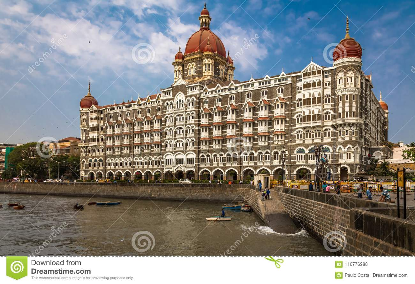 Дворец Тадж-Махала, Мумбай