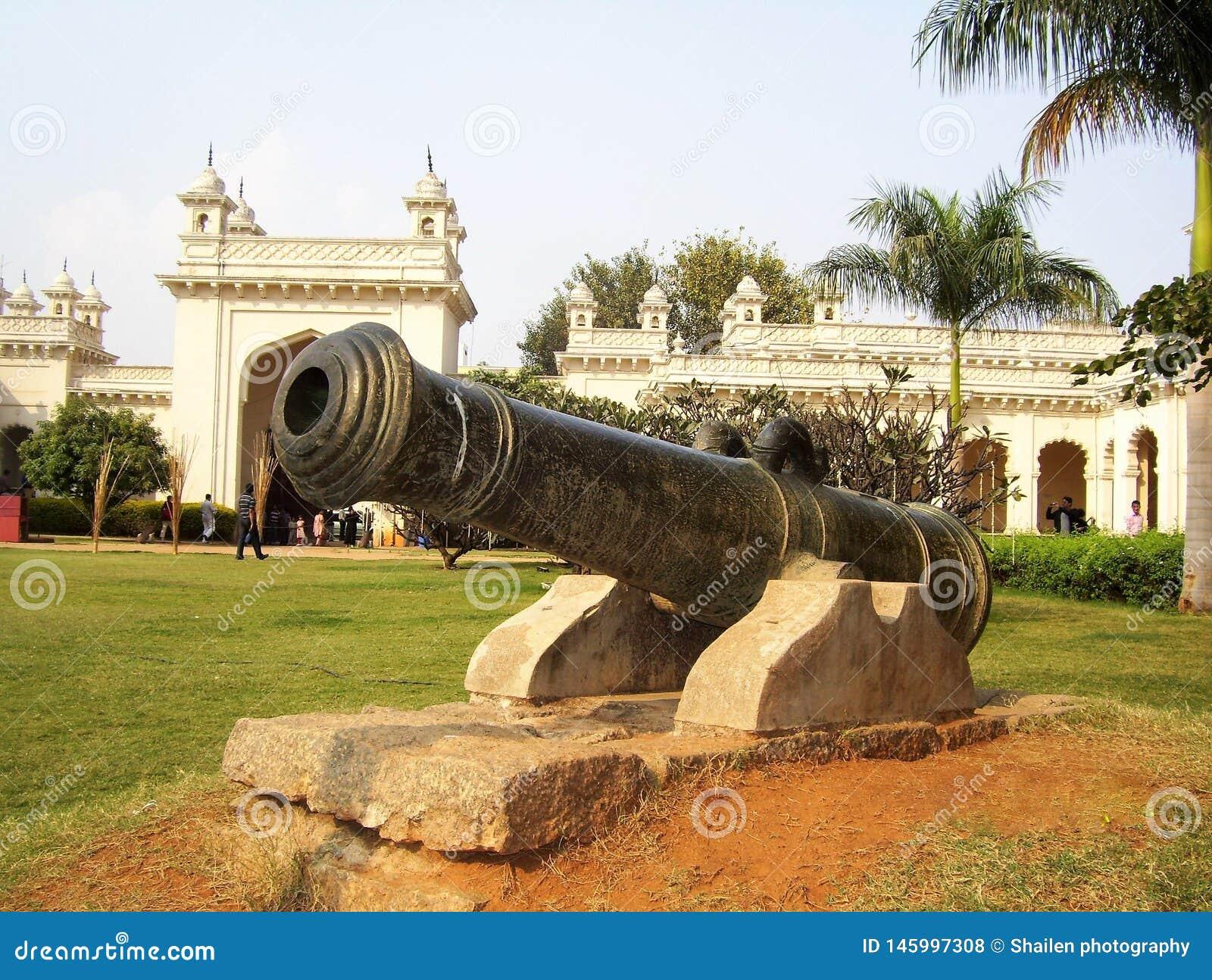Дворец Хайдарабад Chowmahalla