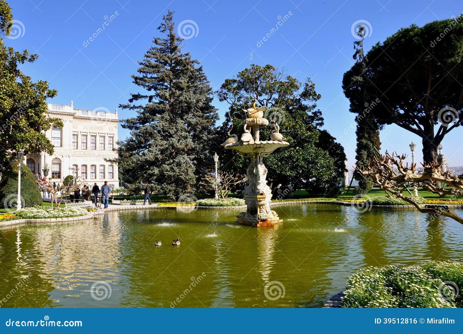 Дворец Dolmabahce