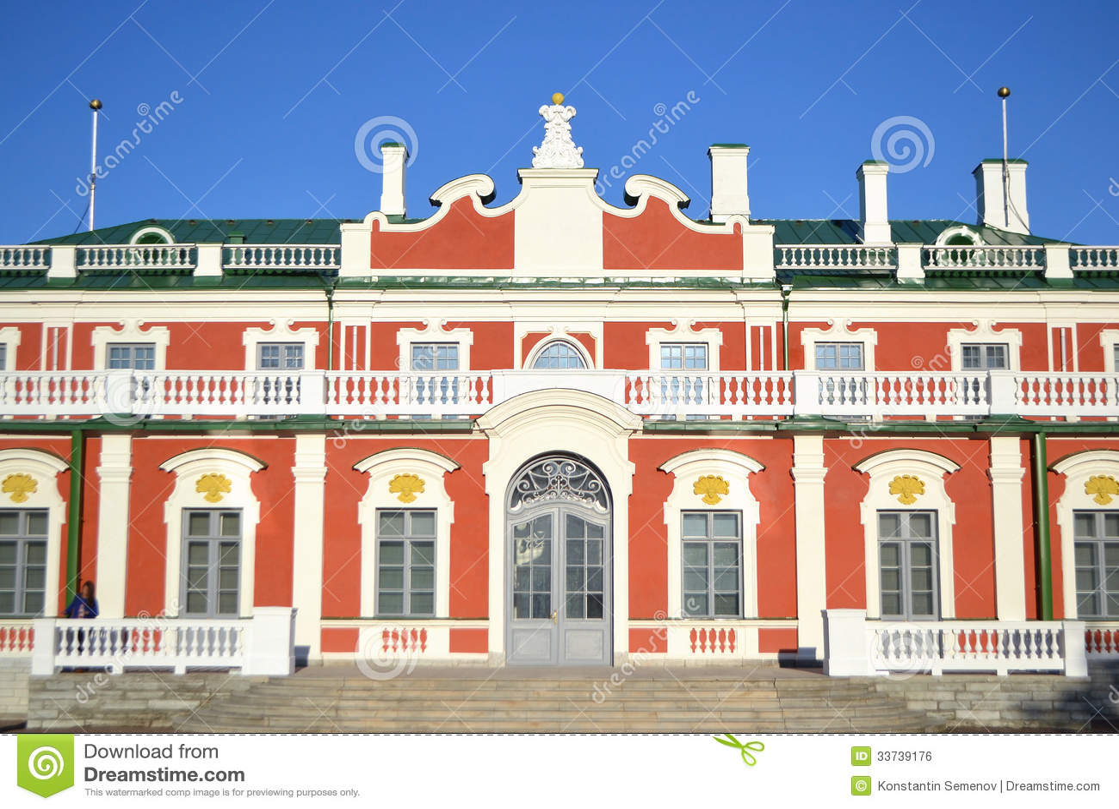 Дворец Kadriorg