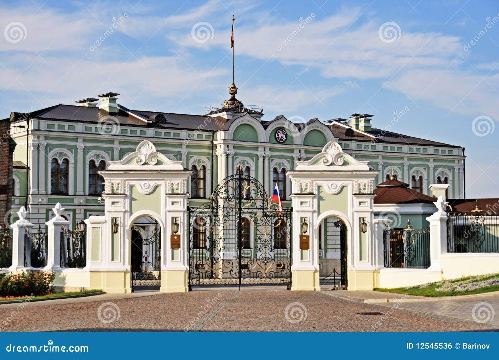 дворец kazan президентский