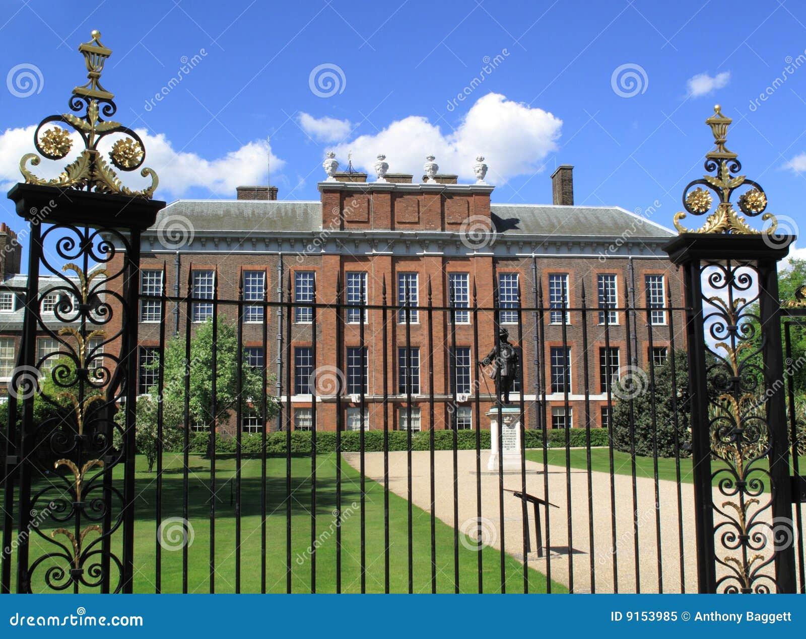 дворец kensington