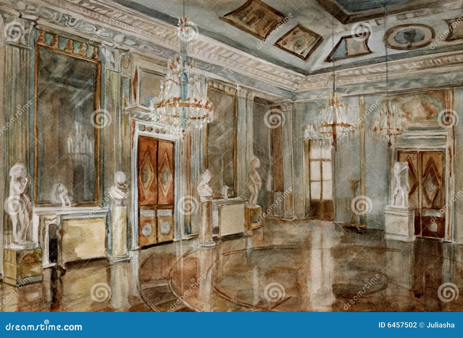 дворец ostankino