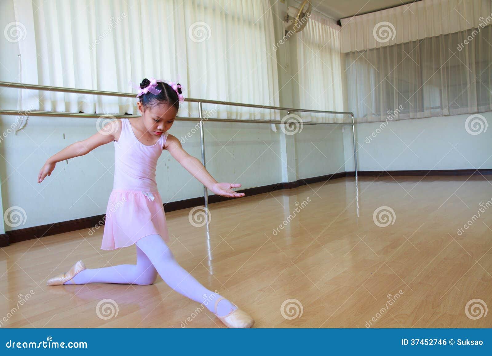 Девушка балета
