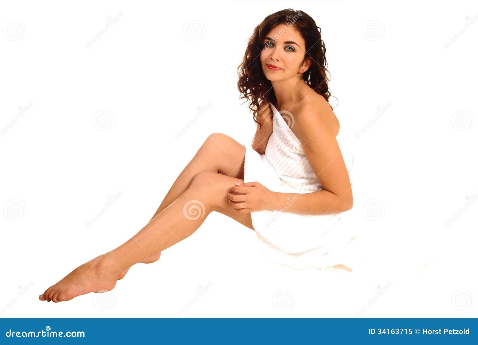 Девушка в полотенсе фото 168-84