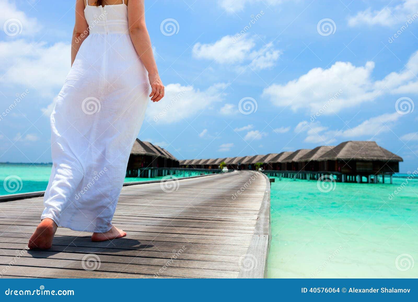 Девушка на каникуле