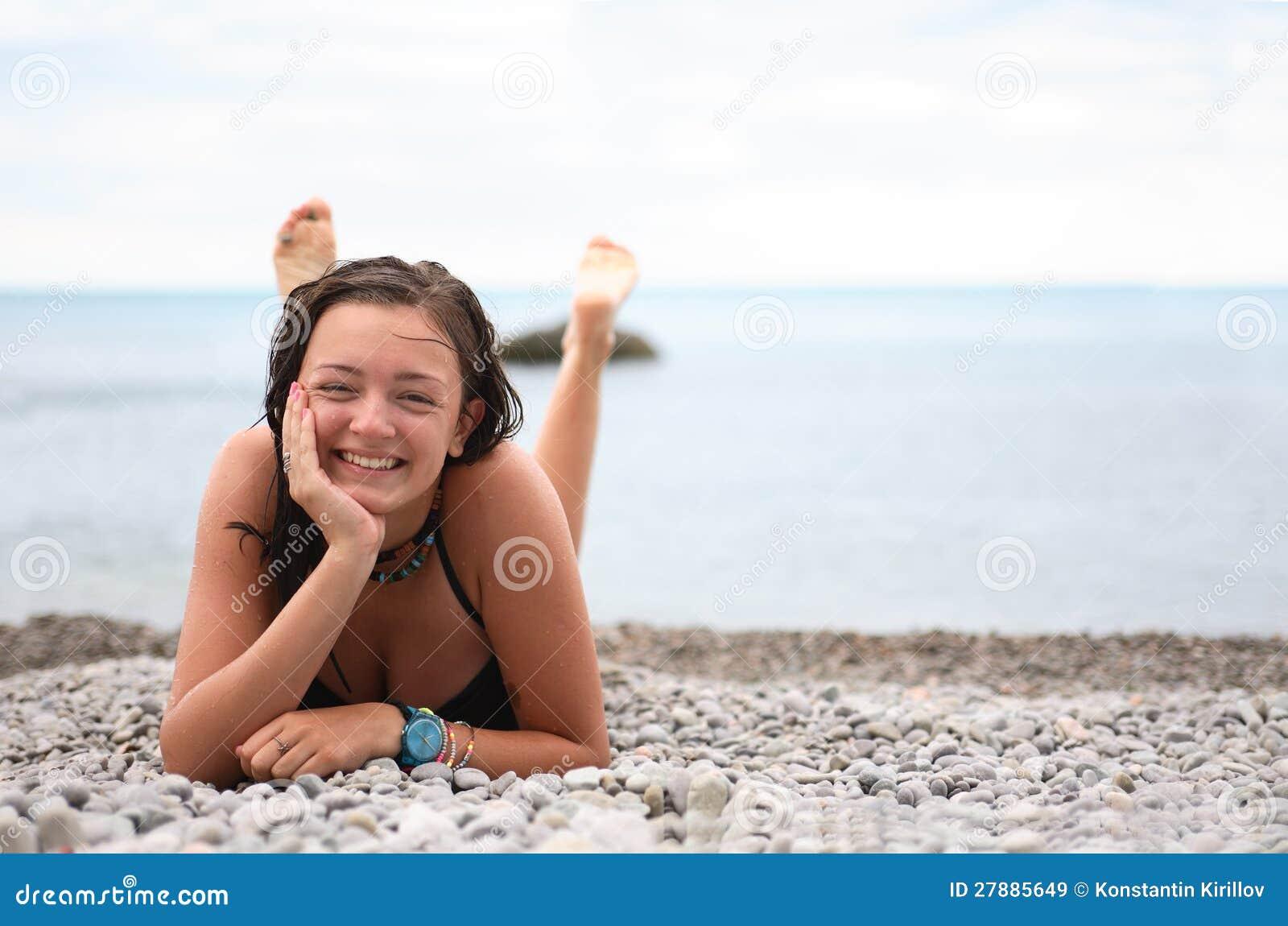 Тёлка на пляже фото 29 фотография