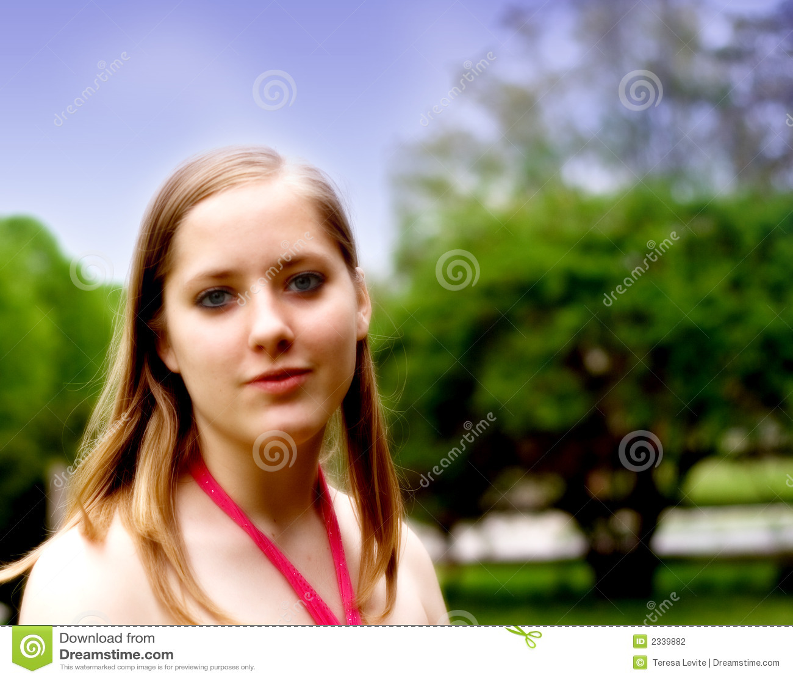 девушка предназначенная для подростков
